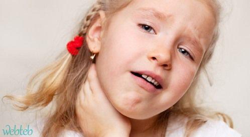 اعراض التهاب الحلق