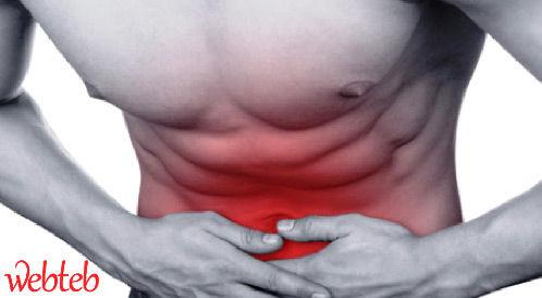 اعراض قرحة المعدة